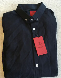 New Mens Swade Clothing  Navy Shirt Size XL £19.99 Or Best Offer RRP £35