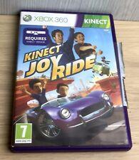 Kinect Joy Ride XBOX 360 Fun spannende Schnell Rennen Spiel