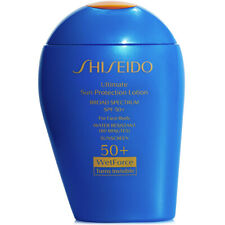 Shiseido Sun Ultimate Sun Protection Lotion SPF 50+ 3.3fl.oz [Free USA Shipping]