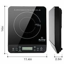 Duxtop Portable Induction Cooktop, Countertop Burner , Black 9610Ls Bt-200Dz