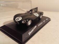jaguar type d hawthorn bueb 24 heures du mans 1955 ixo altaya vainqueur winner