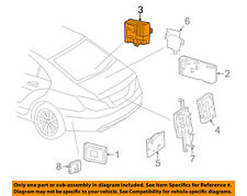 MERCEDES OEM 15-18 CLS550-Fuel Pump Controller 0009006207