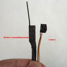 2.4G Wireless SPY pinhole mini hidden camera 800TVL micro Security small CAMERA