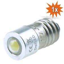 Cree LED E10 Lampe Birne Schraubgewinde 80 lm Weiss