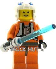LEGO STAR WARS - DACK RATLER FIGURE + LIGHTSABER - FAST - 7130 - 1999 - NEW