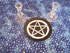 WICCA/WITCHCRAFT ALTER SUPPLIES--Wicca Religion---Includes Complete Instructions