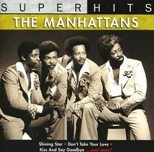 The Manhattans - Super Hits [New CD] Rmst
