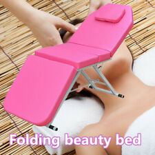 Portable Folding Massage Beauty Salon Tattoo Therapy Couch Bed Beauty Table