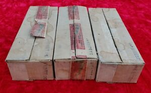 1930  Lionel 332, 339, 341 Macy Special state brown passenger car boxes only!