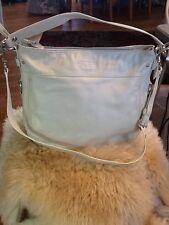 $498 COACH Leather Convertible F14706 LG ZOE Hand Shoulder Crossbody Bag Women