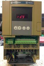 TELEMECANIQUE atv18u18m2 variateur de fréquence 1hp 0,75 KW garantie à 100%