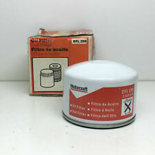 Ford Capri MK2 1.6 Genuine MANN Spin On Engine Oil Filter Service Replacement