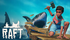 Raft Steam Game (PC) - Europe ONLY