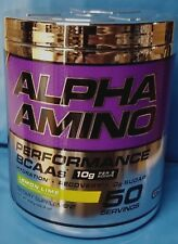 Cellucor Alpha Amino Lemon Lime 50 Servings Performance BCAAs