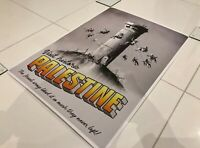 Genuine Banksy Walled Off Hotel Palestine Poster With Receipt