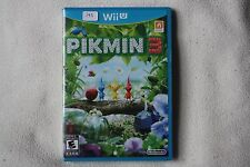 Pikmin 3 - Wii U (2013) Rare first print *New; Sealed*