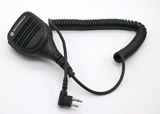 Shoulder Speaker Mic FOR Motorola Radio 2 PIN GP68 CP150 GP88 CP200 as PMMN4029A