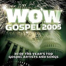 *NEW/SEALED* WOW Gospel 2005 2CDs 2005 Verity FAST FROM USA SHIPPING 30 Artists