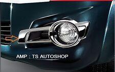CHROME FOG LAMP SPOT COVER TRIM GENUINE PARTS FOR TOYOTA HILUX VIGO CHAMP 2012