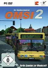 OMSI 2 - Der Omnibussimulator 2 - PC Game - *NEU*