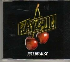 (BX552) Raygun, Just Because - 2009 DJ CD