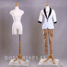 Size 2-4 Female Jersey Form Mannequin Manequin Manikin Dress Form #F2Wlg+Bs-01Nx