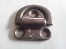 Wichard 10mm Titanium  Folding Pad Eye