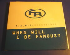 F.A.M.E. When Will I Be Famous? SUIT YOURSELF PINKOSTAR GLOW  CROSSCUT Videoclip