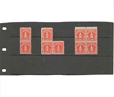 USA SC#J69 1/2 CENT POSTAGE DUE STAMP 1930-1 MINT NO GUM S-2037