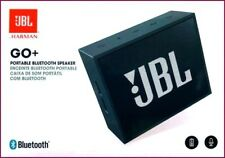 JBL Go+ portabler Bluetooth-Multimedia-Lautsprecher, Schwarz
