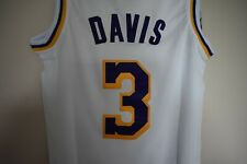 Kids  Small  Anthony Davis Lakers #3 Jersey stitched
