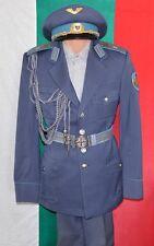 Bulgarian Army Air Force PILOT Parade UNIFORM Curent type