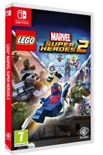 JUEGO SWITCH - LEGO MARVEL SUPER HEROES 2 - ESPAÑOL - NUEVO - SUPERHEROES