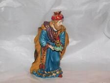 Kirkland Porcelain Nativity Replacement pc Christmas Standing King Wiseman Fig