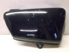 Used Right Metal Side Cover for a 1974-1977 Yamaha XS650