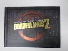 Borderlands 2 Inside the Vault: The Art & Design Book - NEW Artbook - 160 pages