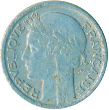 COIN / FRANCE / 50 CENTIMES  1945   #WT5794