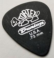 Dunlop Std 488P.073 Tortex® Pitch Black, .073mm, 3 Picks