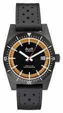 Alsta Surf N Ski Limited Edition Zwart Pvd Plated SURF N SKI Horloge -13%!