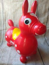 Gymnic RODY Horse RED Kids Therapy Bounce Pony