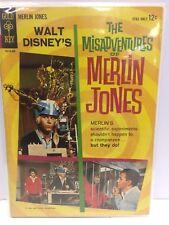 Walt Disney's The Misadventures de Merlin Jones #1 Bande Dessinée Gold Key 1964