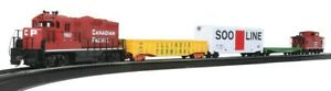 Walthers - Trainline Ready-For-Fun Train Set -- Canadian Pacific - HO MSRP $210