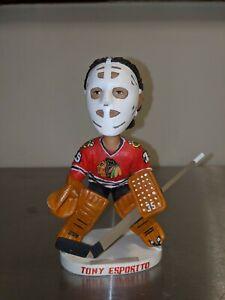 2011 Chicago Blackhawks Tony Esposito Bobblehead
