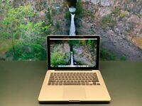 Apple Macbook Pro 13   8GB RAM   2TB   2.5GHz i5    MacOS 2019 Catalina