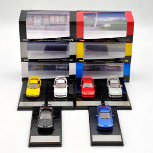 HOBBY 1/64 HONDA Integra Type-R DC2 Diecast Model Toys Gifts 6 Colors Collection
