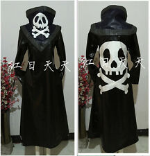 Anime hunter x hunter Phantom Brigade Feitan Cosplay Costume