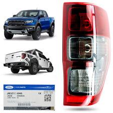Fits Ford Ranger Raptor 2012 19 Rh Genuine Tail Lamp Bulbs Black Grey
