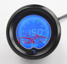 "Oil Temperature Electrical Gauge EVO Series 7 Color LCD Digital 52mm(2 1/16"")"