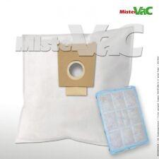 10xStaubsaugerbeutel+Filter geeignet Siemens VS06G2510/02-03 bag & bagless