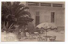 CARRY LE ROUET Bouches du rhone CPA 13 l'hotel du chateau la terrasse
